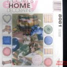Pillow Essentials Patterns NIP 10 McCalls Patterns Unused New Crafts .f