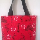 Diary Of A Wimpy Kid Red Tote