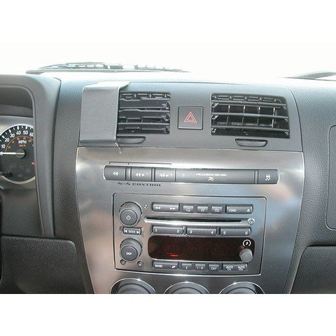 Hummer: H3:  2006  -  2008 CENTER Mount - Proclip Vehicle Mount
