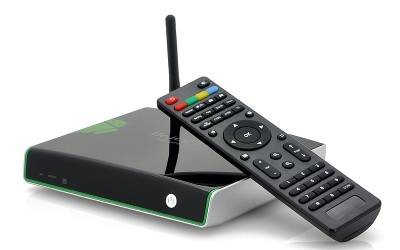 Hybrid Android TV Box - 1.5GHz Dual Core-free world ship