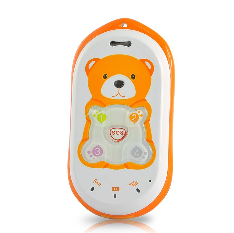 Children's Mobile Phone - GPS Tracking-free world ship