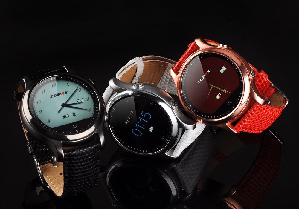 ZGPAX S360 Smart Watch-free world ship