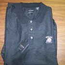 HL Golf Shirt - Black - Large - IZOD