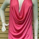 Pink Halter size M