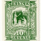 (I.B) St Vincent Revenue : Duty 10c