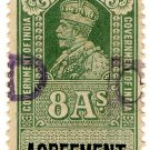 (I.B) India Revenue : Agreement 8a