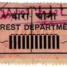 (I.B) India Revenue : Forest Department 12a