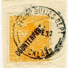 (I.B) New Zealand Revenue : Counterpart 3/- (Auckland)