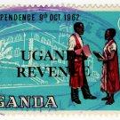 (I.B) KUT Revenue : Uganda Duty 2/-