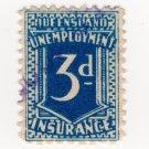 (I.B) Australia - Queensland Revenue : Unemployment Insurance 3d