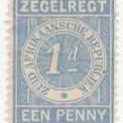 (I.B) Transvaal Revenue : Duty 1d