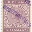 (I.B) QV Revenue : Ireland Petty Sessions 2/6d