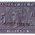 (I.B) QV Revenue : Ireland Chancery Fee Fund £5