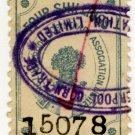 (I.B) Liverpool Corn Trade Association :  Fee Stamp 4/-