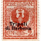 (I.B) Italy Postal : 2c Tripoli di Barberia OP