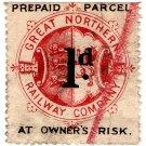 (I.B) Great Northern Railway : Parcel 1d