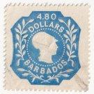 (I.B) Barbados Revenue : Duty $4.80