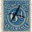 (I.B) Australia - Queensland Revenue : Unemployment Insurance 6d