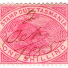 (I.B) Australia - Tasmania Revenue : Stamp Duty 1/-