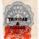 (I.B) Trinidad & Tobago Revenue : Duty 1/-