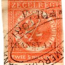 (I.B) Transvaal Revenue : Duty 2/- (VRI)