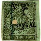 (I.B) Transvaal Revenue : Duty 10/- (VRI)