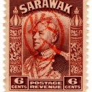 (I.B) Sarawak Revenue : Japanese Occupation OP 6c