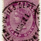 (I.B) New Zealand Revenue : Stamp Duty £100