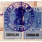 (I.B) India Revenue : Consular 11R