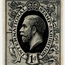 (I.B) George V Cinderella : The Ideal Stamp (London 1912)