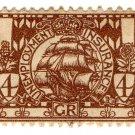 (I.B) George V Revenue : Unemployment Insurance 4d