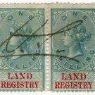 (I.B) QV Revenue : Land Registry 2/-