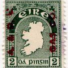(I.B) Ireland Commercial Overprint : Alliance & Dublin Consumers Gas