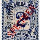(I.B) Midland Railway : News Correspondence 2d