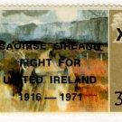 "(I.B) Ireland Political : ""Fight For United Ireland"" Overprint (1971)"