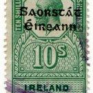 (I.B) George V Revenue : Ireland Registration of Deeds 10/- OP