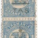 (I.B) Australia - Tasmania Revenue : Stamp Duty 2d