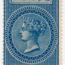 (I.B) Antigua Revenue : Duty Stamp 2d