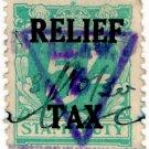 (I.B) Australia - NSW Revenue : Relief Tax 5/-