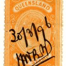 (I.B) Australia - Queensland Revenue : Stamp Duty 2/-
