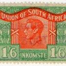 (I.B) South Africa Revenue : Duty 1/6d (language error)