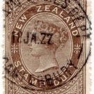 (I.B) New Zealand Revenue : Fine Paid 2/6d