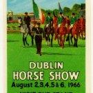 (I.B) Ireland Cinderella : Dublin Horse Show 1966