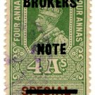 (I.B) India Revenue : Broker's Note 4a OP