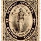 (I.B) British Guiana Revenue : Summary Jurisdiction 24c