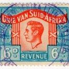 (I.B) South Africa Revenue : Duty 6d (language error)