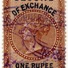 (I.B) Mauritius Revenue : Bill of Exchange 1R 65c