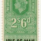 (I.B) Elizabeth II Revenue : Isle of Man 2/6d