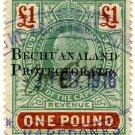 (I.B) Bechuanaland Protectorate Revenue : Duty £1