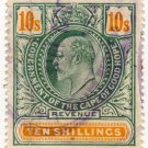 (I.B) Cape of Good Hope Revenue : Stamp Duty 10/-